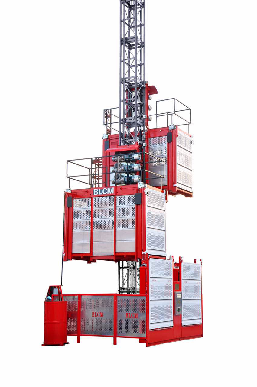 SC200/200G Energy-saving Frequency Conversion Construction Lift